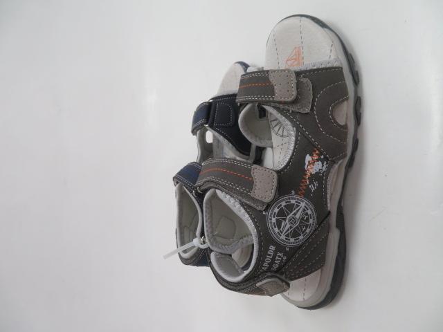 Sandały Dziecięce ZL09, Mix color, 31-36