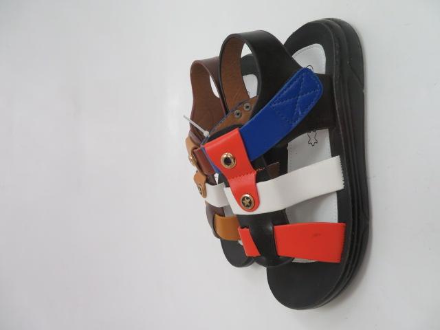 Sandały Dziecięce 4865-22, Mix color, 32-37 1