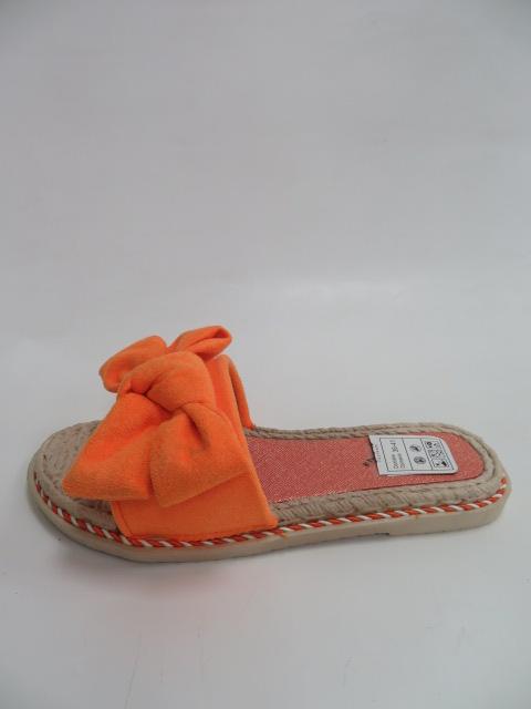 Klapki Damskie N-68, Orange, 36-41