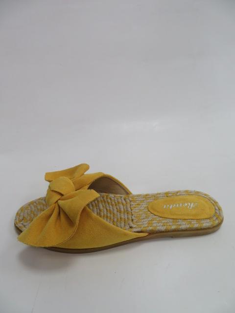 Klapki Damskie TY-98, Yellow, 36-41