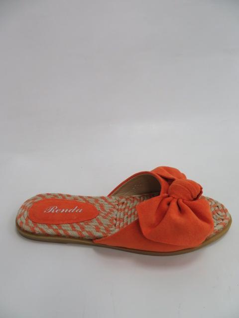 Klapki Damskie TY-98, Orange, 36-41