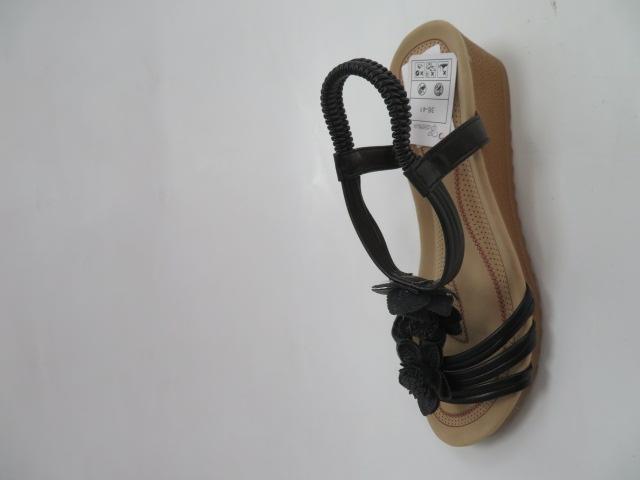 Sandały Damskie DF-27, Black, 36-41 1