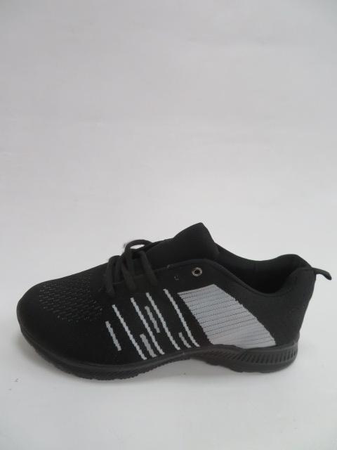 Buty Sportowe Męskie MD023, Black , 41-46