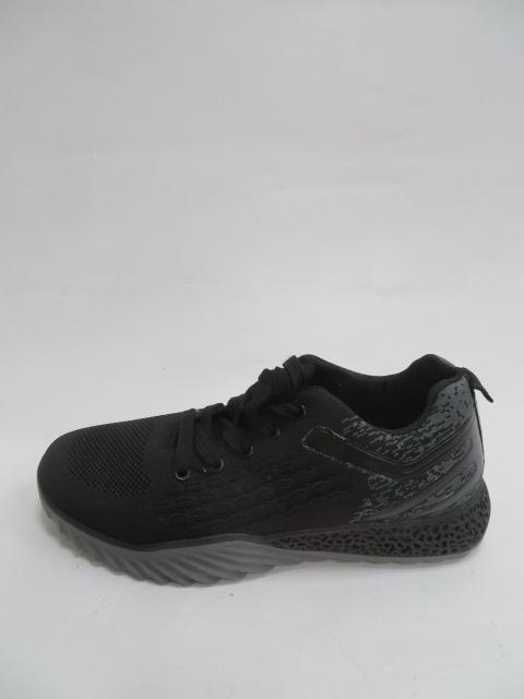 Buty Sportowe Męskie CLM5102, Black/Grey, 40-45