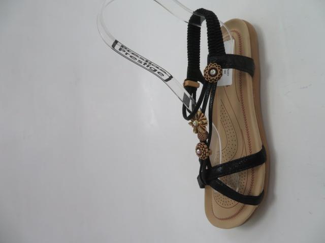 Sandały Damskie DF-8, Black, 36-41 1