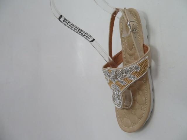 Sandały Damskie H276, Beige, 36-41 1