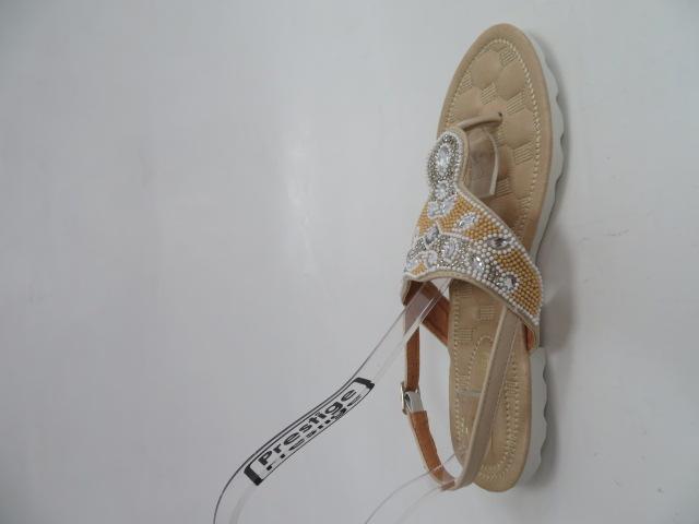 Sandały Damskie H276, Beige, 36-41 2