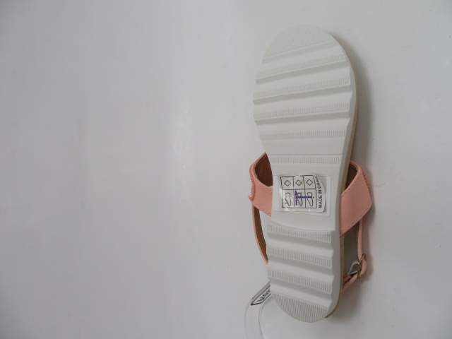 Sandały Damskie H276, Pink, 36-41 3