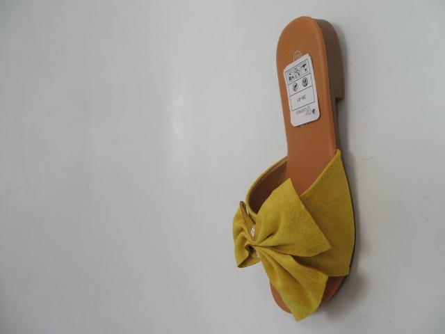 Klapki Damskie M-53, Yellow, 36-41 1