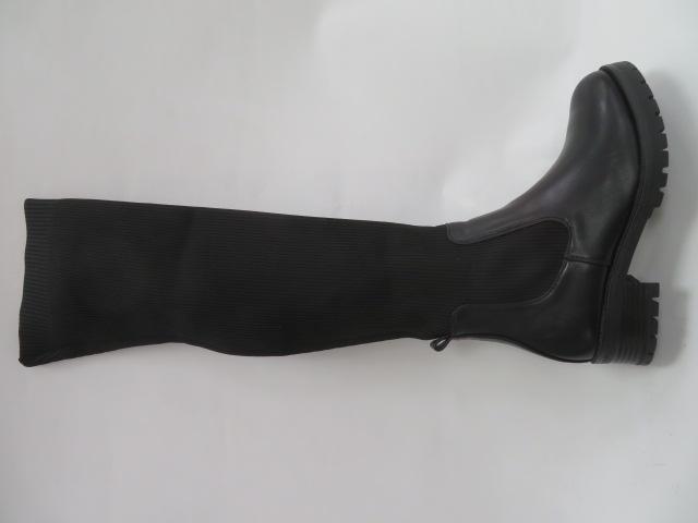 Kozaki Damskie JKD-155, Black, 36-41