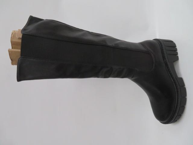 Kozaki Damskie  JKD-136, Black, 36-41