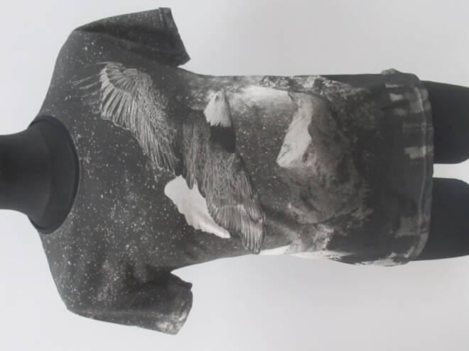 Bluzka Męska F1049 1 KOLOR M-2XL