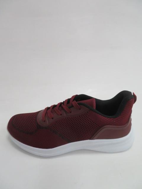 Buty Sportowe Męskie 19007, Red.Black, 41-46