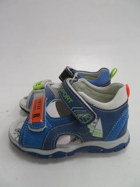 Sandały Dziecięce J203, Mix 2color, 19-24