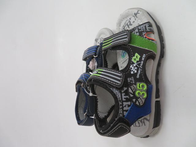 Sandały Dziecięce J236-1, Mix 2 color, 25-30