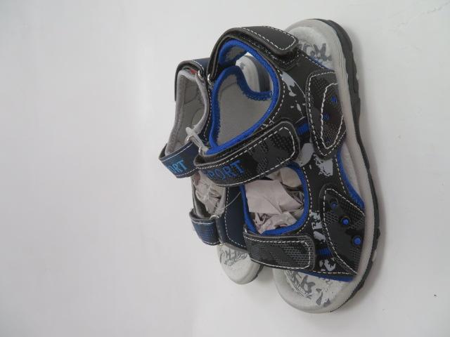 Sandały Dziecięce J233-1, Mix 2 color, 25-30