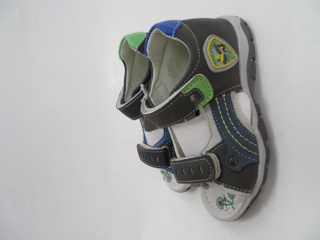 Sandały Dziecięce J202-2, Mix 2 color, 25-30