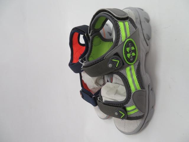 Sandały Dziecięce J210-2, Mix 2 color, 31-36