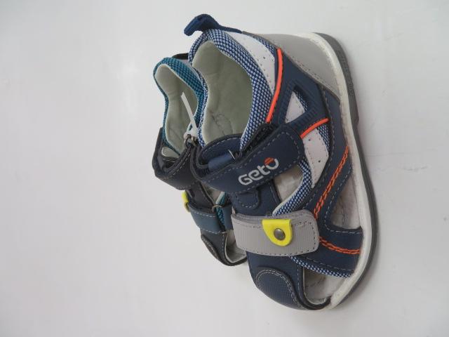 Sandały Dziecięce F635, Mix color, 21-26
