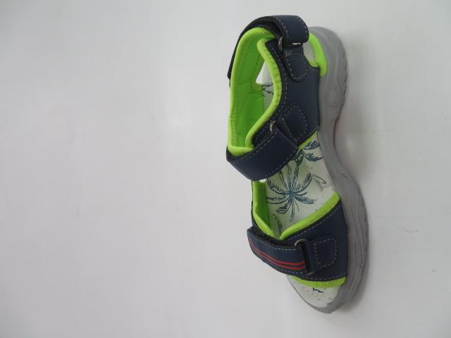Sandały Dziecięce F661, Green, 26-31