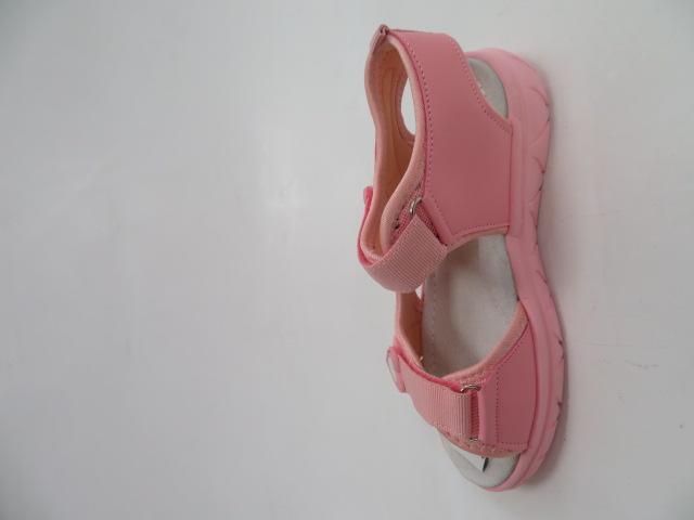 Sandały Dziecięce F671, Pink, 26-31