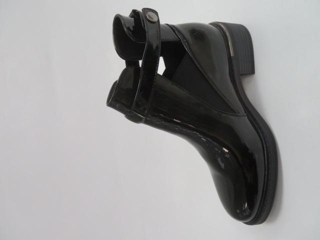 Botki Damskie 5720-1, Black, 36-41 2