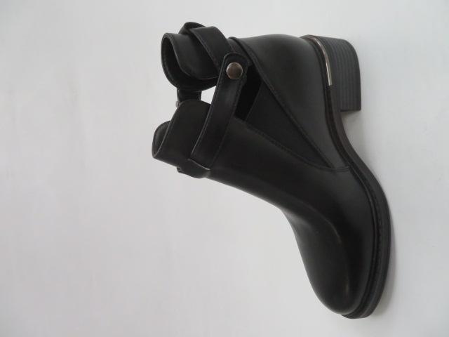 Botki Damskie 5720, Black 36-41 2