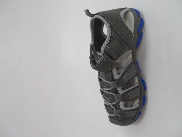 Sandały Dziecięce F659, Gray, 26-31