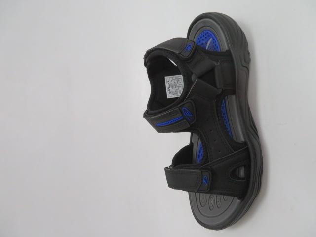 Sandały Męskie 9SD 9176, Black/Blue, 40-45