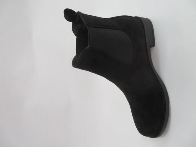 Botki Damskie MR-9, Black, 36-41 2