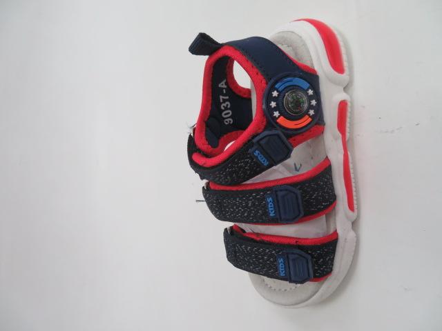 Sandały Dziecięce T9037 A, 21-26
