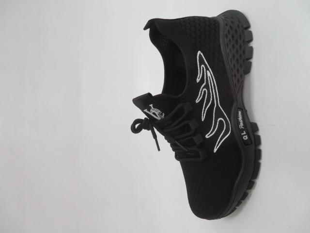 Buty Sportowe Męskie 825, Black, 40-45 1