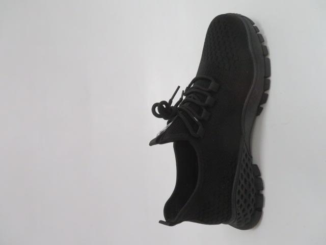 Buty Sportowe Męskie 825, Black, 40-45 2