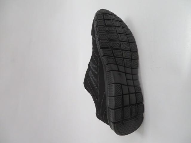 Buty Sportowe Męskie ML3-26, Black/Grey, 41-46 3