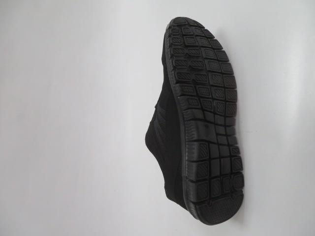 Buty Sportowe Męskie ML3-2, Black/Black, 41-46 4