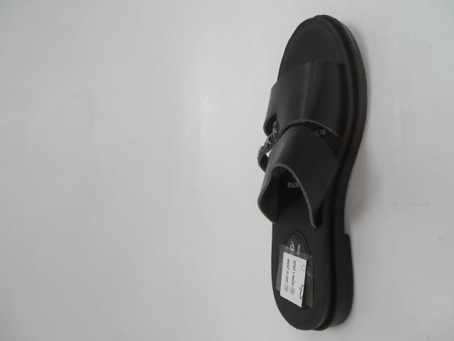 Klapki Damskie J29-5, Black , 36-41 2