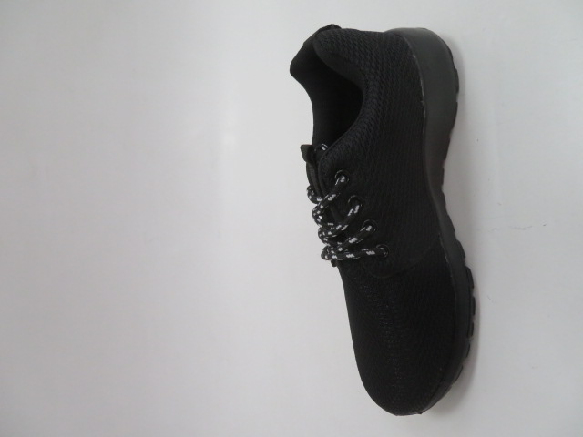 Sportowe Damskie DN15-2, Black/Black, 36-41 3