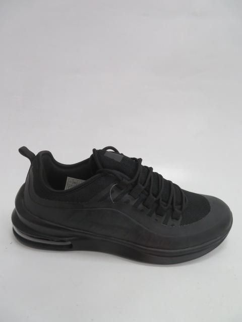 Buty Sportowe Męskie US8307-1, All black, 41-46