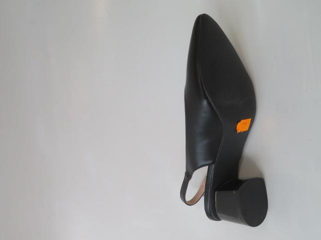 Czółenka Damskie GD-XR-105, Black, 36-41 3