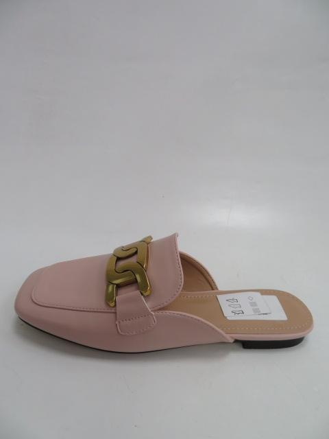 Klapki Damskie 456-2A, Pink, 36-41