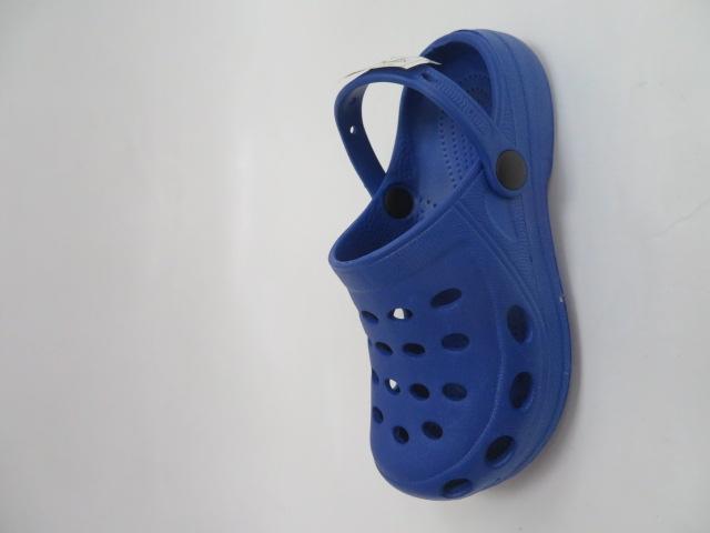Klapki Dziecięce XF005B, Blue, 26-31
