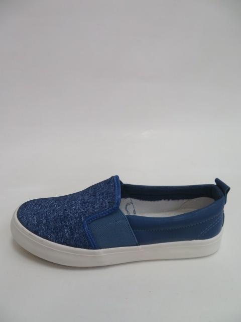 Półbuty Damskie 16209, Blue, 36-41