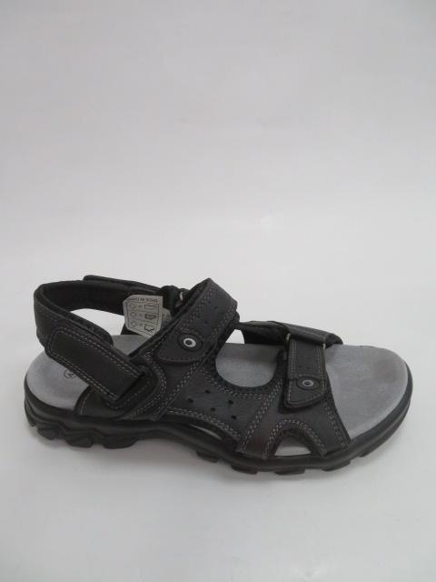 Sandały Męskie 7998-1, Black, 40-46