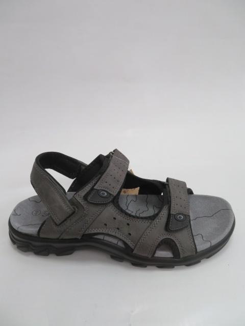 Sandały Męskie 8627, D.Grey, 40-46