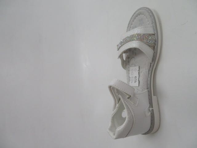 Sandały Dziecięce Z-616, White, 31-36