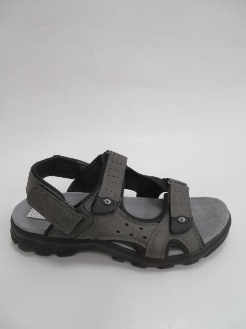 Sandały Męskie 7998-3, Grey , 40-46