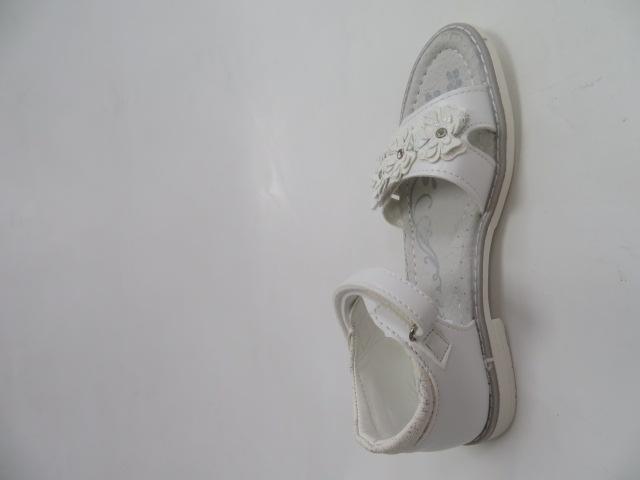 Sandały Dziecięce Z617, White, 31-36