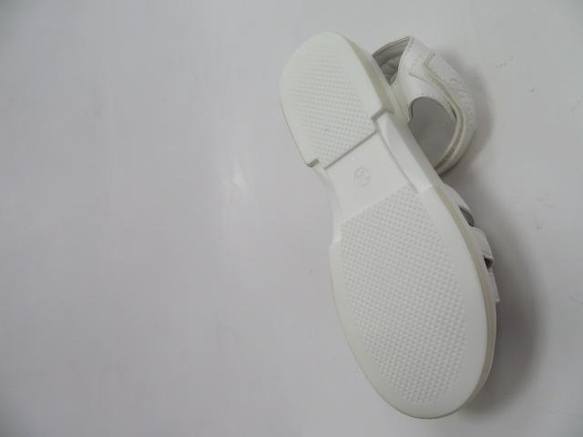 Sandały Dziecięce Z602, White, 31-36