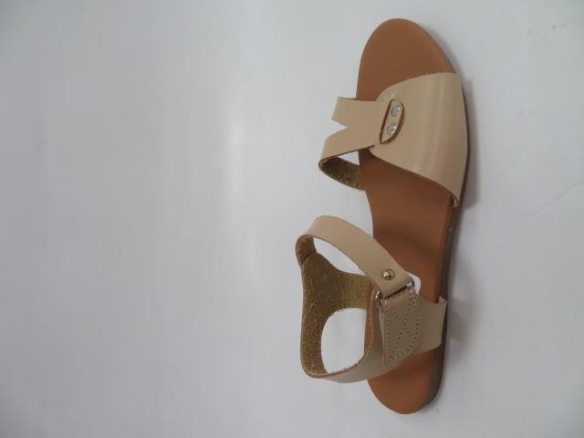 Sandały Damskie W29-3, Beige, 36-41