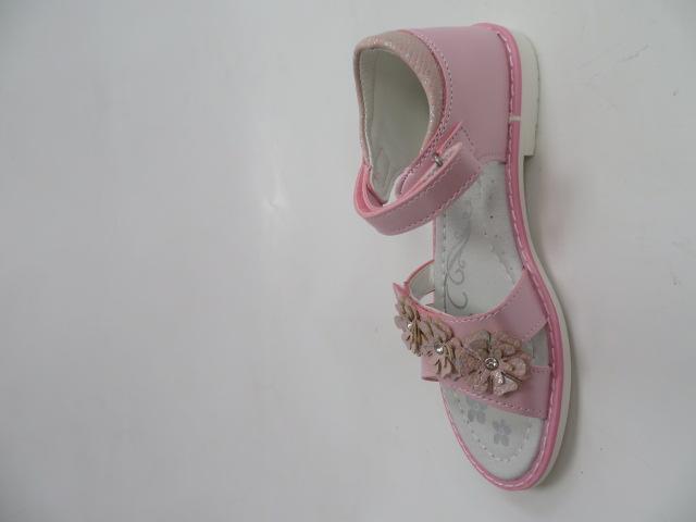 Sandały Dziecięce Z-617, Pink, 31-36